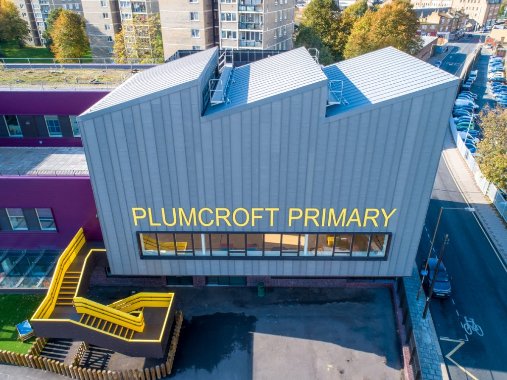 Glenman Corporation Ltd was the main contractor for Plumcroft Primary