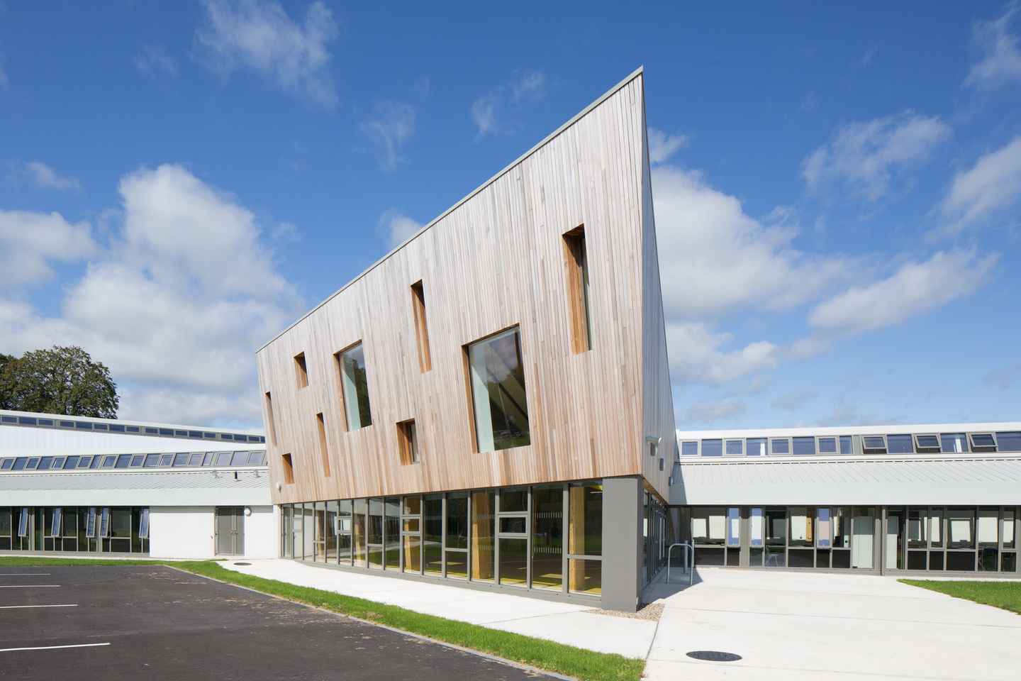 St Anne's Community College is home to more than 500 students