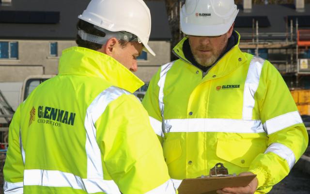 Glenman Corporation Construction Services
