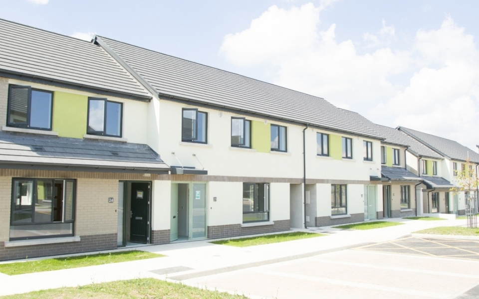 Esker Park achieved a BER rating of A2 and complies with TGD Part L requirements.