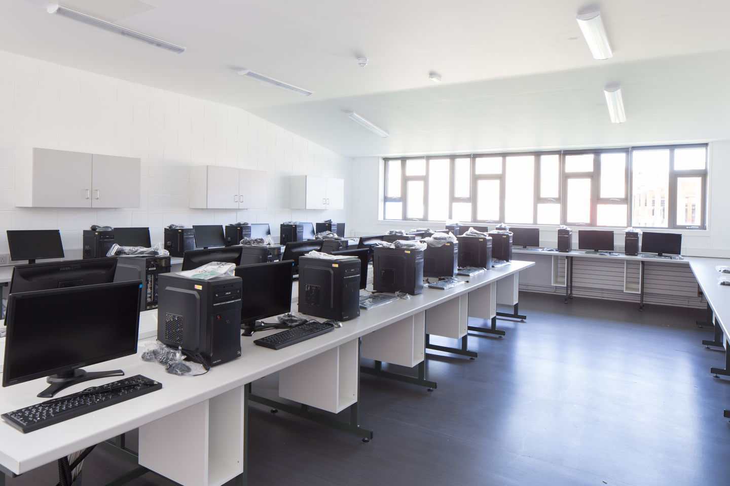 Computer Room at St Anne's