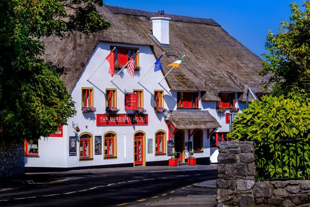 The Merriman Hotel Galway