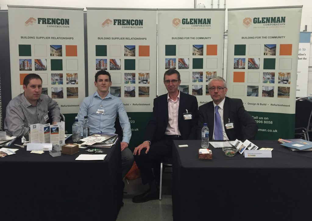 Glenman Attends the Constructionline Meet the Buyer Event