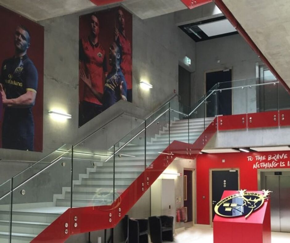 Munster Rugby High Performance Centre and University of Limerick Sports Arena