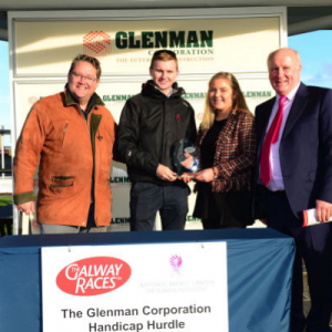 Glenman Corporation sponsored Race in Pink Day