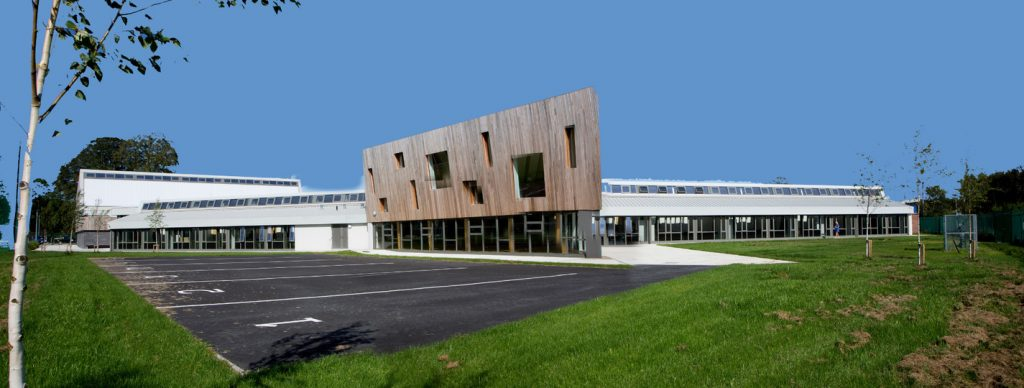 St Anne's Community College, Co Clare nominated for Education Project of the Year