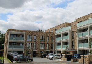 Calver Court Apartments
