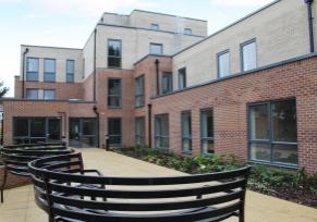 Peel Road Affordable Housing, Wembley