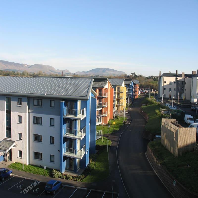Clarion Student Village, Sligo