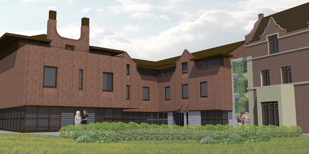 Extension and refurbishment of Mount Ephraim Care Home located in Tunbridge Wells.