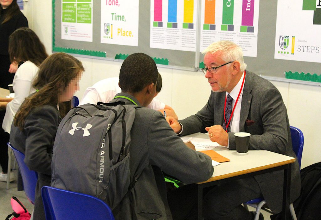 Business Morning at Ark Putney Academy
